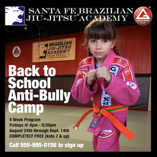 Back-to-School Anti-Bullying Camp