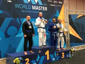 David Rodriguez, World Champion